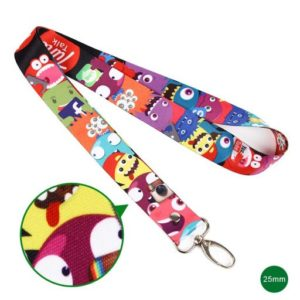 VPGL0003 – Full Colour Lanyards