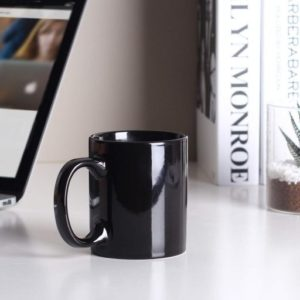 VPGM0002 – Black Mugs