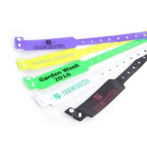 VPGB0009 – PVC Wristband (One-Time-Use)