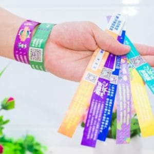 VPGB0011 – Tyvek Wristband (One-Time-Use)