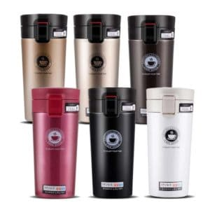 VPGF0011 – Stainless Steel Vacuum Thermos Flask