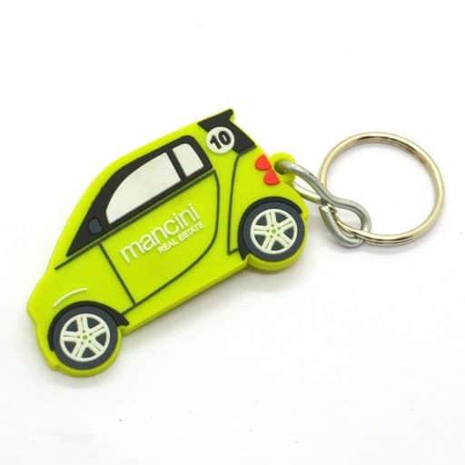 KEY CHAINS VPGK0001 – Rubberised Soft PVC Keychain