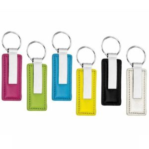 VPGK0009 – PU Leather Keychain