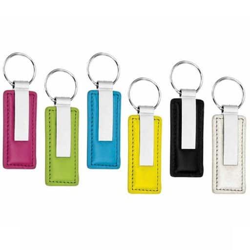 VPGK0009 - PU Leather Keychain