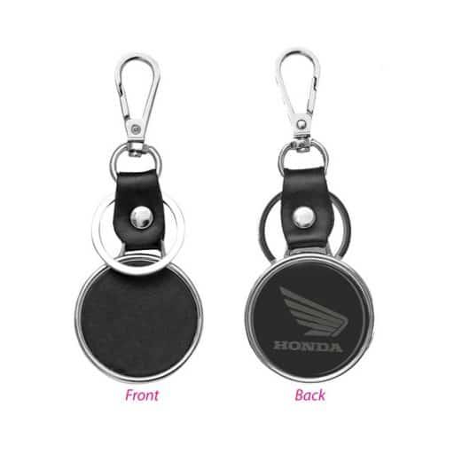 VPGK0010 - PU Leather Keychain