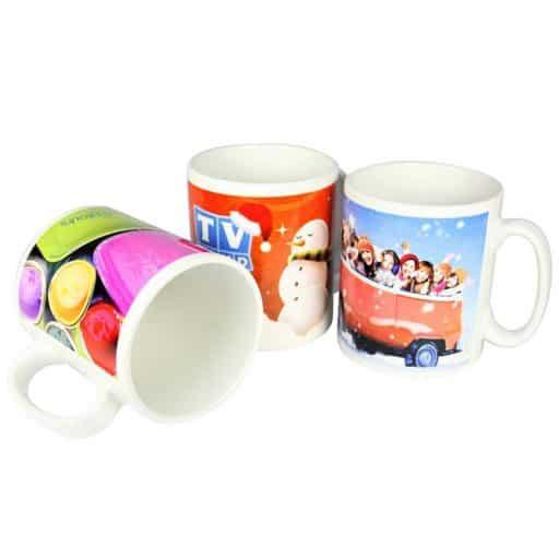 VPGM0009 - Coated Ceramic Mug