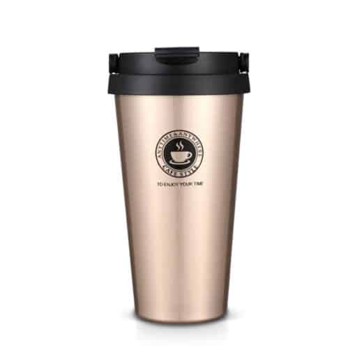 MUGS VPGM0005 – Portable Stainless Steel Thermos Coffee Mug