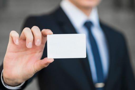 NAME CARDS VPGNC0005 – Die Cut Round Corner Name Cards
