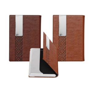 VPGSV006 – PU Leather Name Card Holder