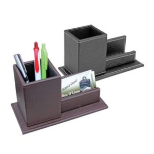VPGSV008 – PU Pen Holder & Name Card Holder
