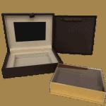 FVL000007 Premium LCD Message Box
