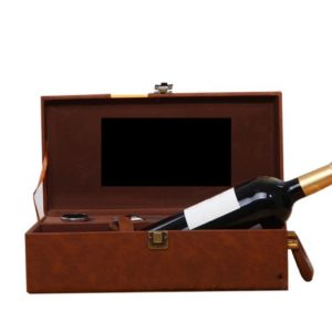 FVL000008 Premium LCD Message with Wine